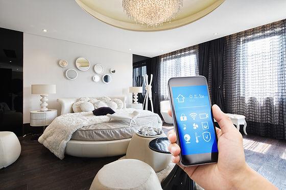Smart home in Houston - CRV Homes - Custom Home Builders Houston