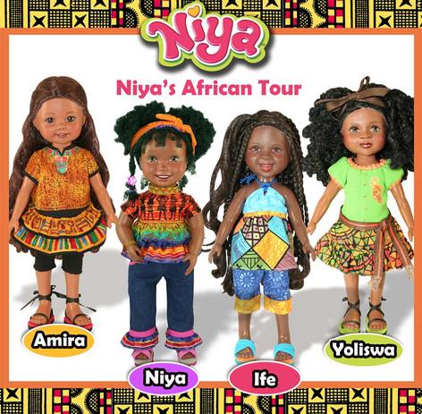 niya african tour