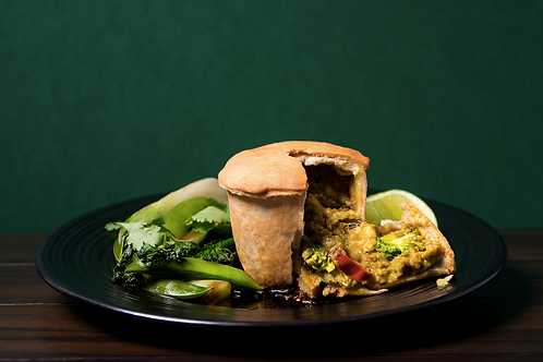 MY THAI GREEN CURRY PIE