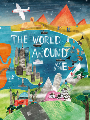 The World Around Me Book Cover