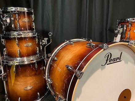 pearl session studio classic Gloss Barnw