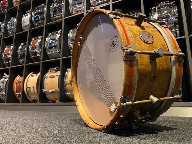 a&f Whisky Maple Field 10 lugs 14 x 7-2.