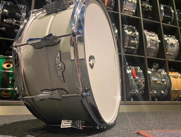 British Drum Co. Pro 14 x 6,5 Aviator Sn