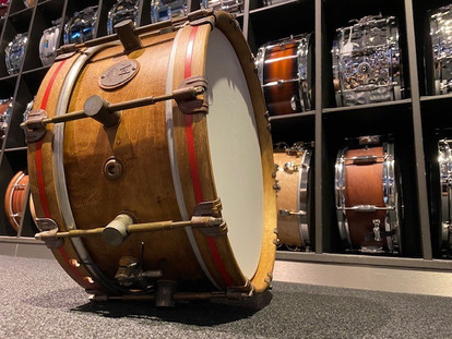 a&f Whisky Maple Field 10 lugs 14 x 7-3.