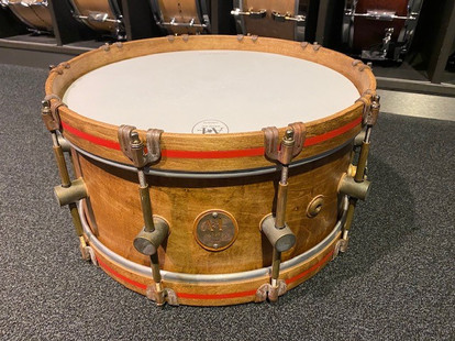 a&f Whisky Maple Field 10 lugs 14 x 7-1.