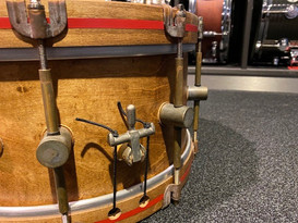 a&f Whisky Maple Field 10 lugs 14 x 7-5.