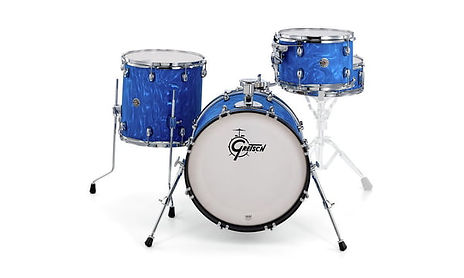 Gretsch Catalina Club Blue Satin Flame.j