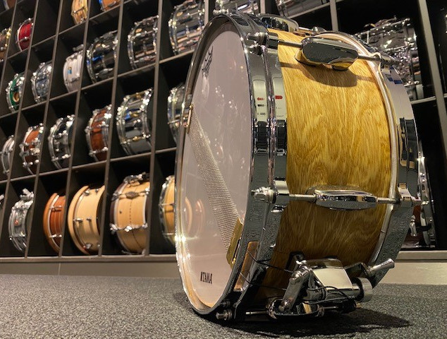 tama star walnut swiss edition 14 x 6-4.