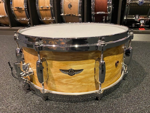 tama star walnut swiss edition 14 x 6-1.