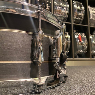 British Drum Co. Pro 14 x 6,5 Merlin Sna