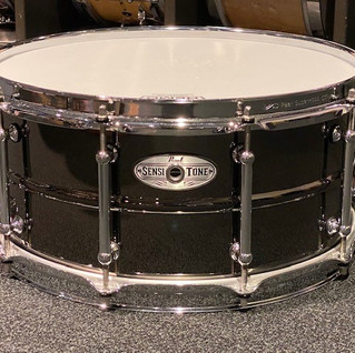 pearl sensitone brass black nickel 14 x