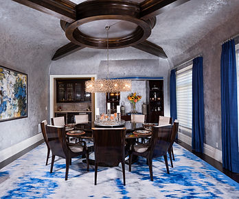 Dining Room blue accents.jpg