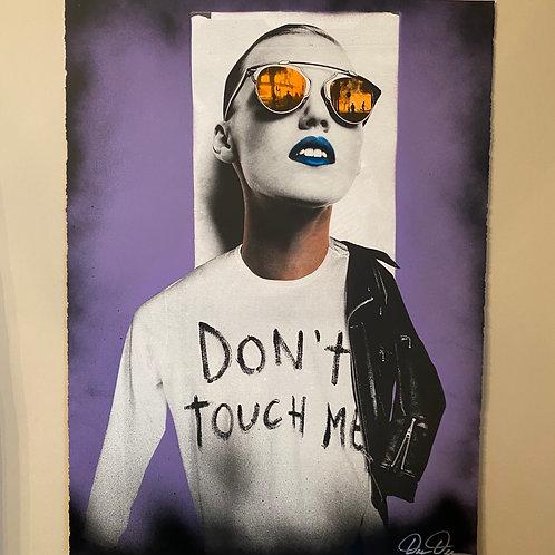 """Don't Touch Me"" - Royal Mist"