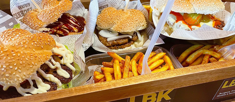 London Burger Kitchen