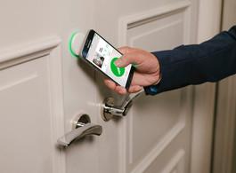 SALTO Bluetooth Lock