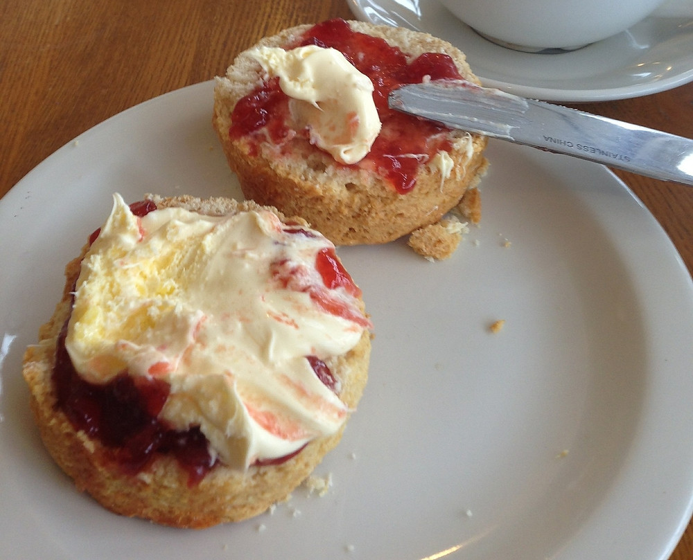 Jenny's Clotted Cream