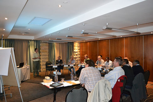 Wolf Professional Services training and workshops