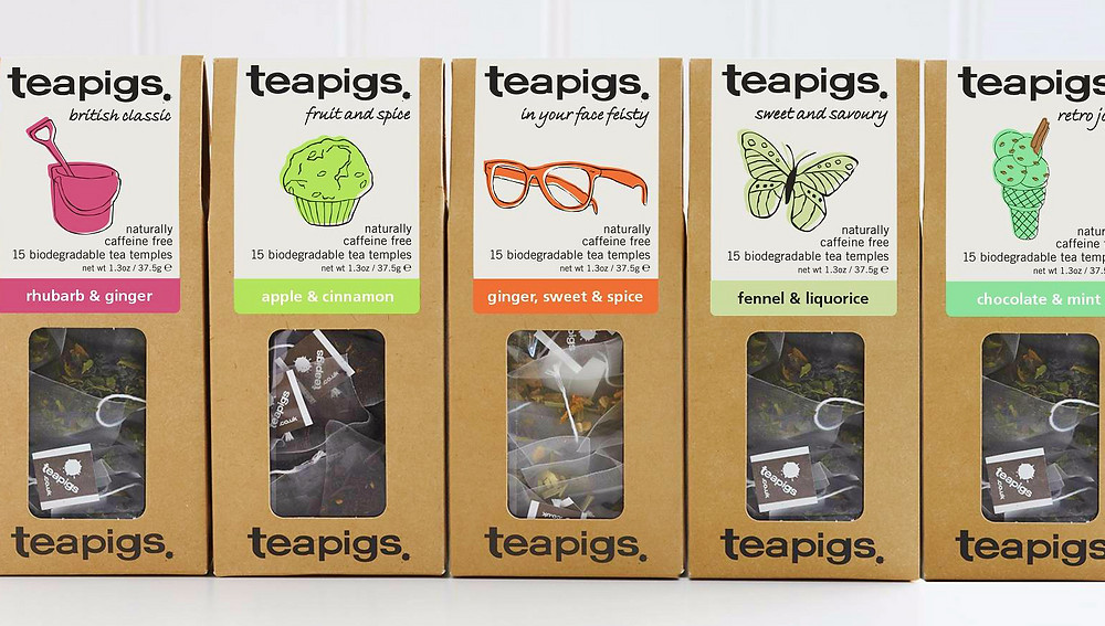 Teapigs Selection