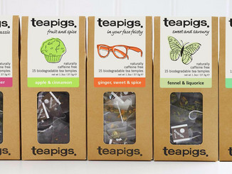 Teapigs Africa: No Airs. No Graces. Just Fine Tea
