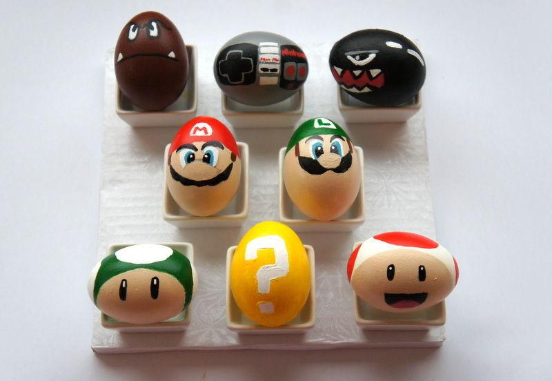 Super Mario Bros. Eggs