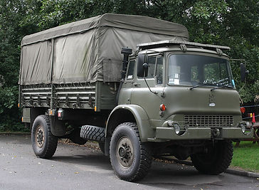 Bedford MK, The Waggon Club, Army Reserve UK reunion club