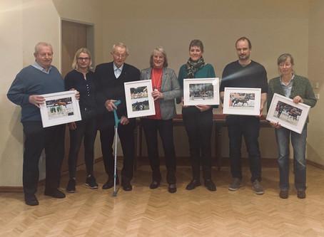 Züchter des Jahres 2019:              Familie Thomsen