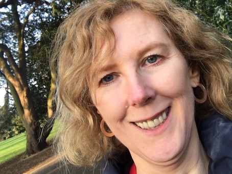 Nursing transcends borders – Ellen Nicholson