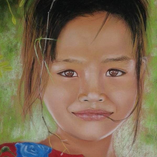 Petite asiatique