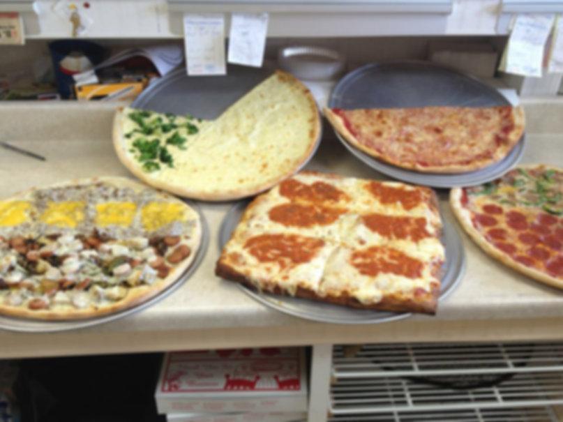 Tonys Pizzas