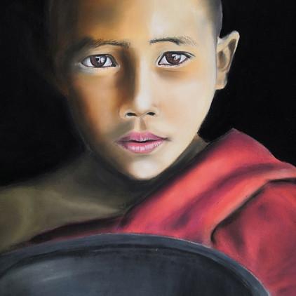 Portraits du Tibet