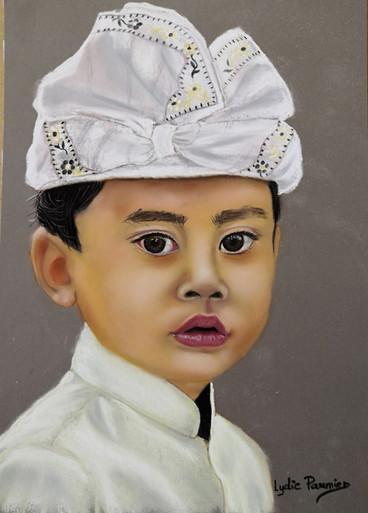 Portraits d'Inde