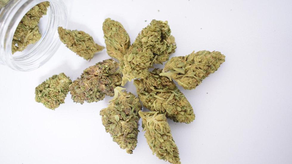 KRUSH Sour Diesel CBD Flower