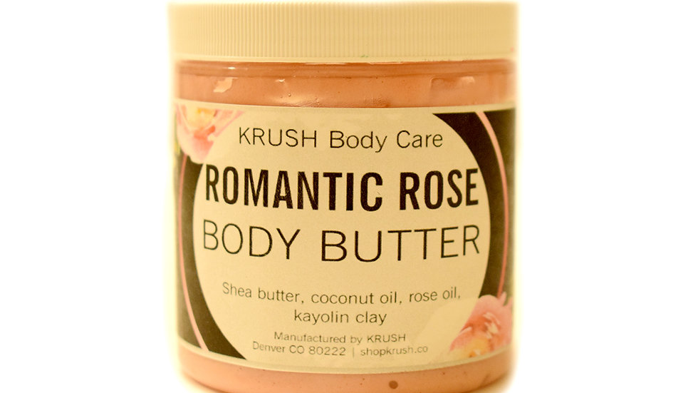 KRUSH Whipped Body Butter