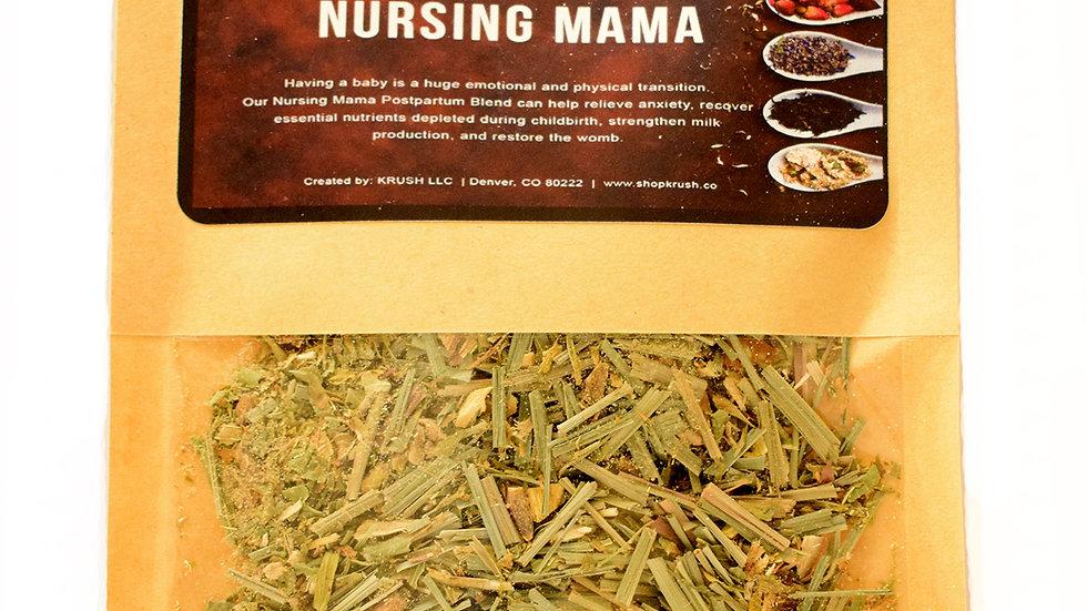 KRUSH Nursing Mama Blend