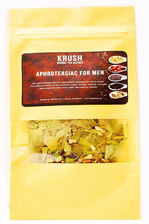 KRUSH AphroTEAsiac For Men