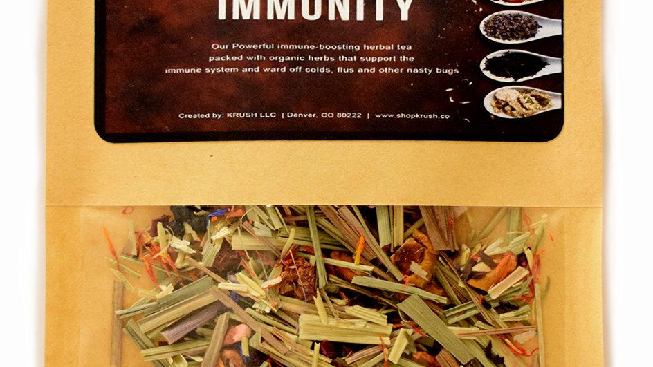 KRUSH Immunity Tea Blend