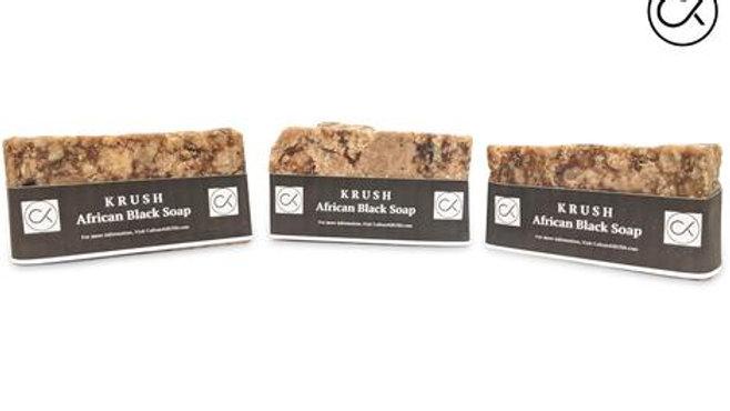 KRUSH African Black Soap