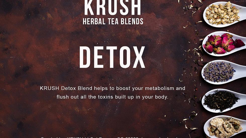 KRUSH Herbal Blend -- Detox