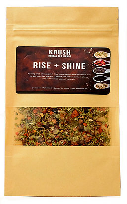 KRUSH Rise + Shine Tea Blend