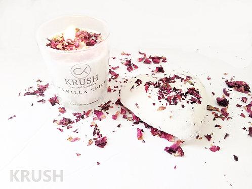 Romantic Rose Bath Bomb