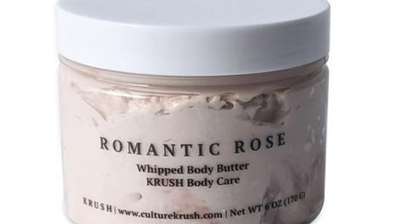 KRUSH Scented Whipped Body Butter
