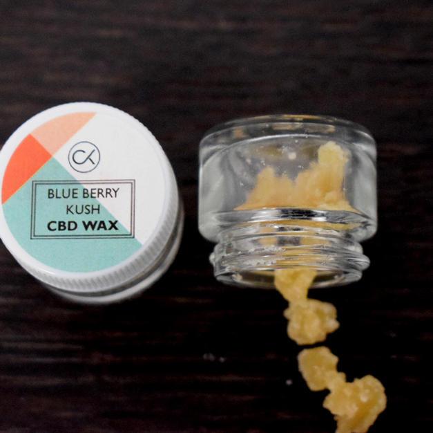 KRUSH Blueberry KUSH Dab wax