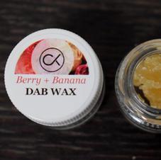 KRUSH Berry Banana Dab Wax