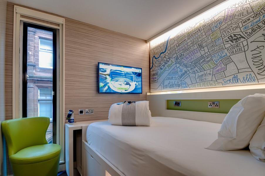 96 Bedroom Smart Hotel, Dacre Street, Westminister