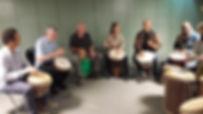 Afrodrum mbolo Werkstatt für Rhythmus und Perkussion