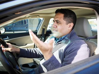 Aggressive Driving Increases Car Accidents and Injury Risks