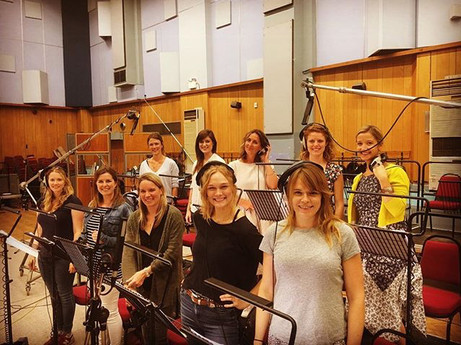 Recording @ Abbey Road