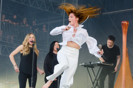 Florence And The Machine @ Bonnaroo