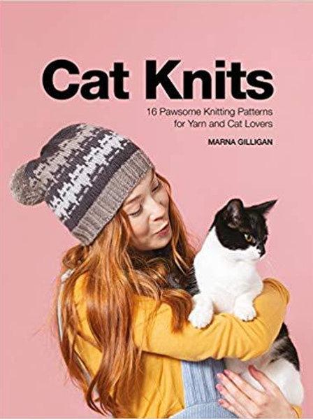 編織書Cat Knits