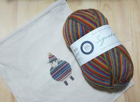 【英國Yanrdale Hope Sock Kits第一批到貨】